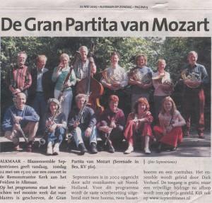 aankondiging Alkmaar 22mei 2005
