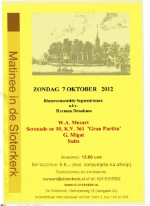 poster concert 7-10-2012