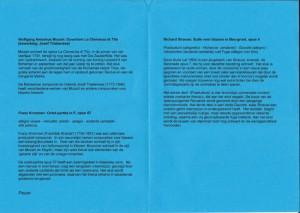 programma Fluxus 29 maart 2009-2