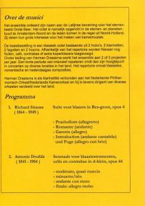 programma Heemstede 2009-3