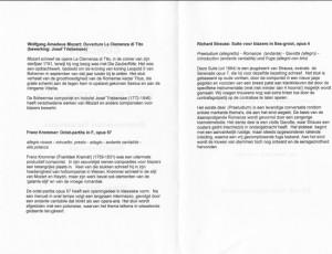 programma Hoorn 5 april 2009-2