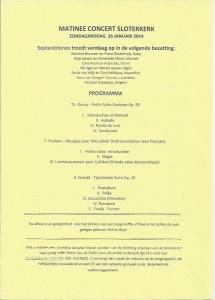 Programma Concert Sloterkerk 2014-1